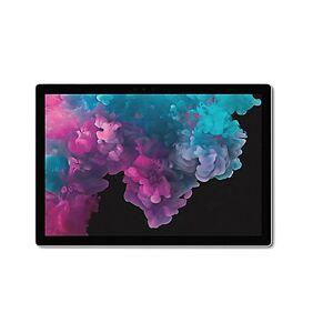 "Microsoft Surface Pro 6 12.3"" Touch 1.6GHz Intel i5 8GB SDRAM / 128GB or 256GB Windows 10 Tablet"