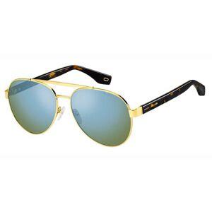 Marc Jacobs MARC 341/S 086/HZ Women's Sunglasses Gold Size 60