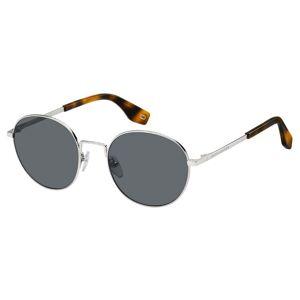 Marc Jacobs MARC 272/S KB7/IR Men's Sunglasses Silver Size 53
