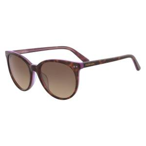Calvin Klein CK18509S 238 Women's Sunglasses Tortoise Size 55