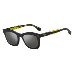 Fendi FF M0101/S 71C/T4 Men's Sunglasses Black Size 52