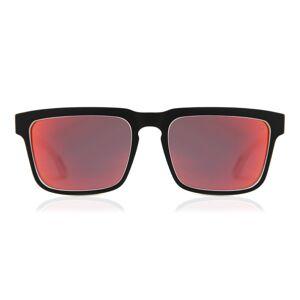 Spy HELM 673015209365 Men's Sunglasses Black Size 57