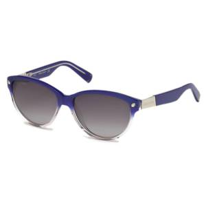 Dsquared2 DQ0147 92W Women's Sunglasses Blue Size 57