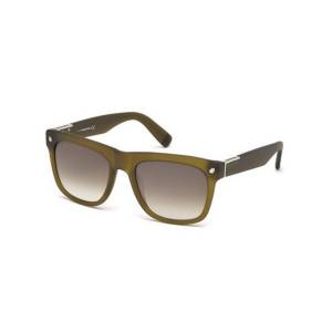 Dsquared2 DQ0212 Mark 46P Men's Sunglasses Brown Size 54