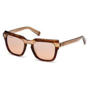 Dsquared2 DQ0285 Kat 54Z Men's Sunglasses Burgundy Size 51