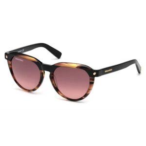 Dsquared2 DQ0287 Destiny 74G Women's Sunglasses Tortoise Size 53