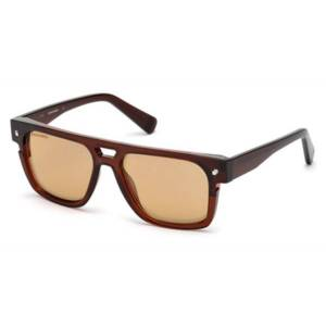 Dsquared2 DQ0294 Victor 68G Men's Sunglasses Red Size 55