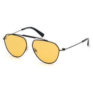 Dsquared2 DQ0310 02J Men's Sunglasses Black Size 58