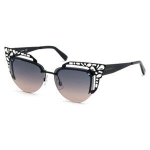 Dsquared2 DQ0312 02B Women's Sunglasses Black Size 55