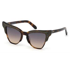 Dsquared2 DQ0314 52B Women's Sunglasses Tortoise Size 53
