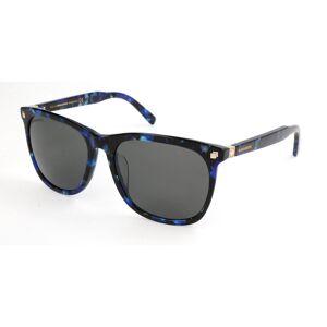 Dsquared2 DQ0234D Asian Fit 55A Men's Sunglasses Multicolor Size 59