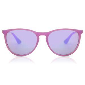 Ray-Ban Junior RJ9060S Izzy 70084V Kids' Sunglasses Violet Size 50