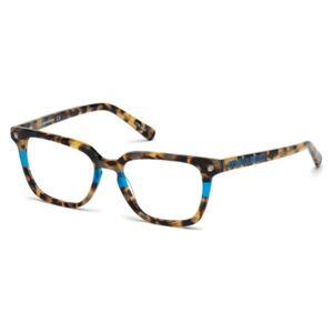 Dsquared2 DQ5226 055 Men's Glasses Tortoiseshell Size 51 - Free Lenses - HSA/FSA Insurance - Blue Light Block Available