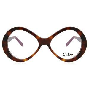 Chloe CE 2743 218 Women's Glasses Tortoise Size 55 - Free Lenses - HSA/FSA Insurance - Blue Light Block Available