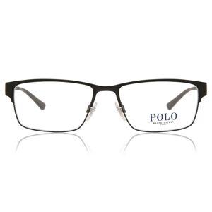 Ralph Lauren Polo Ralph Lauren PH1147 9038 Men's Glasses Black Size 54 - Free Lenses - HSA/FSA Insurance - Blue Light Block Available