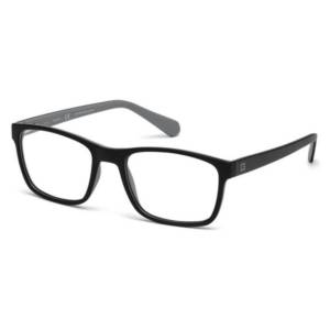 Guess GU 1908 004 Men's Glasses Black Size 53 - Free Lenses - HSA/FSA Insurance - Blue Light Block Available