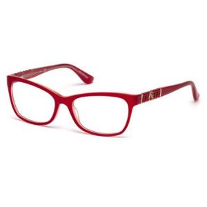 Guess GU 2606 066 Women's Glasses Red Size 52 - Free Lenses - HSA/FSA Insurance - Blue Light Block Available