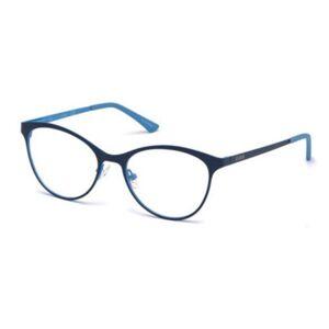 Guess GU 3013 091 Women's Glasses Black Size 51 - Free Lenses - HSA/FSA Insurance - Blue Light Block Available