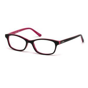 Guess GU 9171 005 Men's Glasses Black Size 48 - Free Lenses - HSA/FSA Insurance - Blue Light Block Available