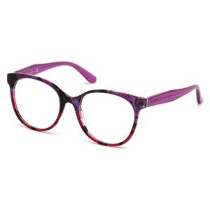Guess GU 2646 083 Women's Glasses Violet Size 50 - Free Lenses - HSA/FSA Insurance - Blue Light Block Available