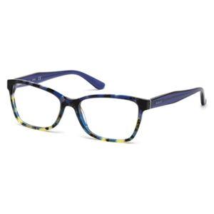 Guess GU 2647 092 Women's Glasses Blue Size 51 - Free Lenses - HSA/FSA Insurance - Blue Light Block Available