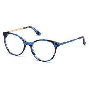 Guess GU 2680 092 Women's Glasses Blue Size 52 - Free Lenses - HSA/FSA Insurance - Blue Light Block Available