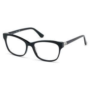Guess GU 2696 001 Women's Glasses Black Size 52 - Free Lenses - HSA/FSA Insurance - Blue Light Block Available
