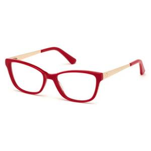Guess GU 2721 066 Women's Glasses Red Size 52 - Free Lenses - HSA/FSA Insurance - Blue Light Block Available