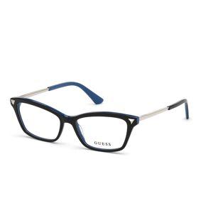 Guess GU 2797 005 Women's Glasses Black Size 52 - Free Lenses - HSA/FSA Insurance - Blue Light Block Available