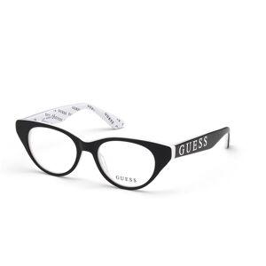 Guess GU 9192 005 Women's Glasses Black Size 47 - Free Lenses - HSA/FSA Insurance - Blue Light Block Available