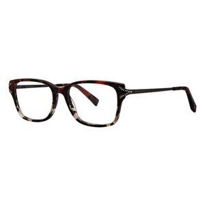 Vera Wang ALESSIA Ruby Tortoise Men's Glasses Red Size 52 - Free Lenses - HSA/FSA Insurance - Blue Light Block Available