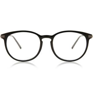SmartBuy Collection Oval Full Rim Plastic Women's Glasses Discount Online Clear Size 50, Free Lenses, HSA/FSA Insurance, Blue Light Block Available - SmartBuy Collectio