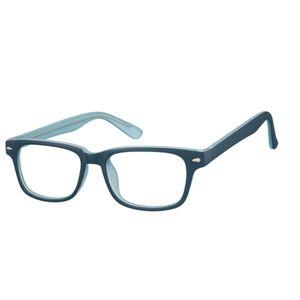 SmartBuy Collection Rectangle Full Rim Plastic Men's Glasses Discount Online Green Size 50, Free Lenses, HSA/FSA Insurance, Blue Light Block Available - SmartBuy Collecti