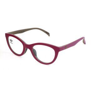 Adidas Originals AOR014O 019.040 Women's Glasses Violet Size 49 - Free Lenses - HSA/FSA Insurance - Blue Light Block Available
