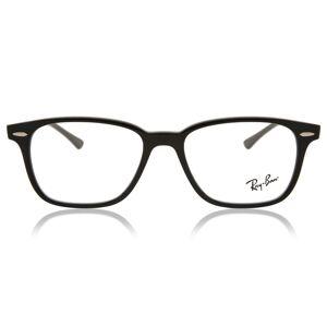 Ray-Ban RX7119 2000 Men's Glasses Black Size 53 - HSA/FSA Insurance - Blue Light Block Available