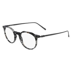 Salvatore Ferragamo SF 2845 052 Men's Glasses Tortoise Size 47 - Free Lenses - HSA/FSA Insurance - Blue Light Block Available