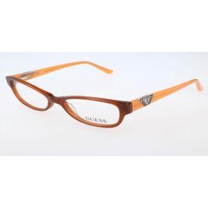 Guess GU 9124 Kids D96 Kids' Glasses Brown Size 48 - Free Lenses - HSA/FSA Insurance - Blue Light Block Available