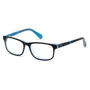 Guess GU 9179 005 Men's Glasses Black Size 49 - Free Lenses - HSA/FSA Insurance - Blue Light Block Available