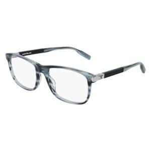 Mont Blanc MB0035O 006 Multicolor  Men Eyeglasses