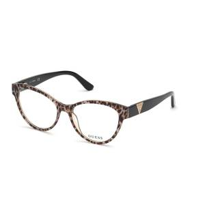 Guess GU 2826 099 Women's Glasses Brown Size 55 - Free Lenses - HSA/FSA Insurance - Blue Light Block Available