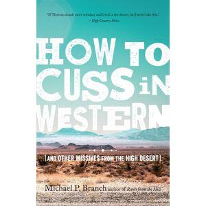 Western Digital How to Cuss in Western