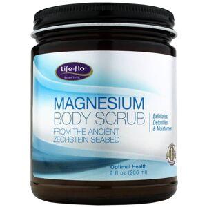 Life Flo Magnesium Body Scrub 9 Oz