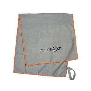 AfterShokz Grey Microfiber Sport Towel
