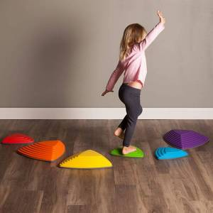 American Educational Products Gonge Riverstones - Active Play for Ages 2 to 4 - Fat Brain Toys