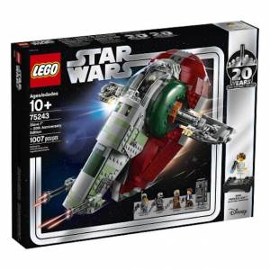 Lego Star Wars - Slave l - 20th Anniversary Edition - Building & Construction for Babies - Fat Brain Toys