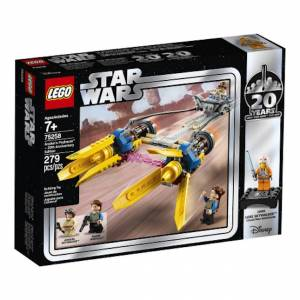 Lego Star Wars - Anakin's Podracer - 20th Anniversary Edition - Building & Construction for Ages 7 to 12 - Fat Brain Toys