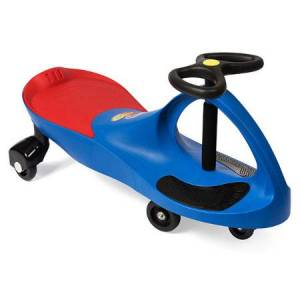 PlaSmart PlasmaCar - Blue - Active Play for Ages 3 to 5 - Fat Brain Toys