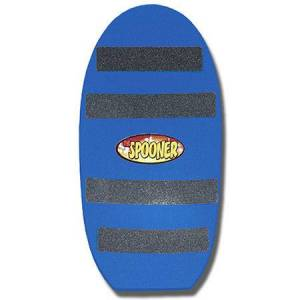 Spooner Board - Pro 25.5 inch - Blue - Active Play for Ages 3 to 11 - Fat Brain Toys