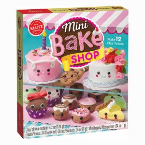 Klutz Mini Bake Shop - Arts & Crafts for Ages 6 to 12 - Fat Brain Toys