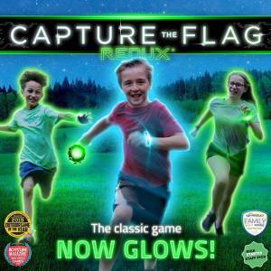 Starlux Games Capture the Flag REDUX - Active Play for Ages 8 to 12 - Fat Brain Toys